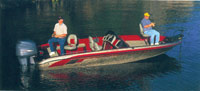 Bass Boat - Tournament Style